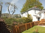 Stone Cottage - cosy, romantic gem in the conservation village of Milverton