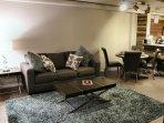 Living Room - Queen Sleeper Sofa