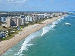 Pompano spent millions in a complete facelift of our oceanfront
