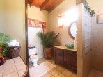 Villa Zatarra Master Bathroom #1