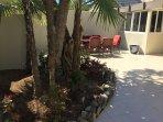 Beautiful priivate garden patio!