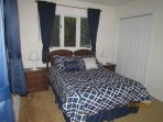 Downstairs Full/Double Bed