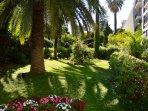 Residence gardens