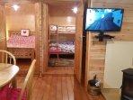 Both Bedrooms