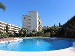 Apartamento para alquiler vacacional, situado en Marbella (San Pedro de Alcántara).