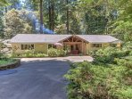 Situated at the end of the road, you'll enjoy privacy and nature's serenity during your next California adventure!