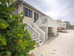 Elevate your Fort Myers Beach retreat with this magnificently located vacation rental cottage.