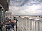 The 3-bedroom, 1.5-bathroom unit sits directly along the shoreline, offers breathtaking panoramic views and sleeping...