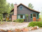 Classic Colorado Cabin totally updated and this year completely refurbished.. beautiful in and out!