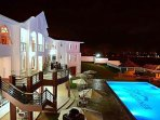 Club House Pool area