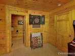 Game Room at Gentleman Jack's