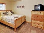 Ground-Level Bedroom