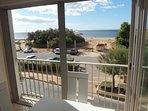 vue panoramique sur mer de l'appartement