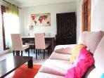 Aire acondicionado y calefacción en toda la casa para estar siempre a la temperatura perfecta