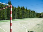 play and recreational area