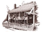 The Federal House Inn - Circa 1835.