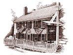 Federal House Inn - Circa 1835.