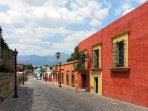 Barrio de los Arquitos is a quiet area full of charm and character.