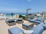 Deck w/ spectacular 360 degree ocean and bay views