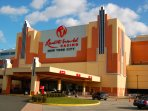 Minutes from The Famous Resorts World Casino