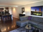 Luxury Executive Rental/Downtown/Capitol