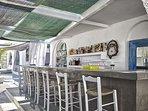 Bar Breakfast area