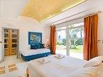 Bedroom Suite Maria Callas. Grande Dame Villa Rhodes Greece