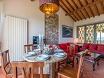 open space kitchen-diner