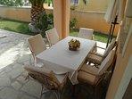 Completo mobiliario de terraza