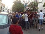 Romería --- Last Sunday of August. The Santo Niño taken in procession