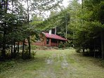 Beautiful Log Home