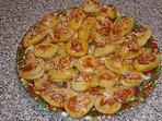 Le mitiche pizze fritte della mia mammina :)