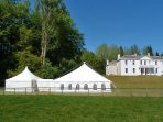 Hire a Marquee for your special occasion