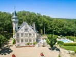 5 bedroom Chateau in Cernay, Nouvelle-Aquitaine, France : ref 5049788