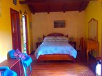 Main Room - Hummingbird Suite - Vilcabamba