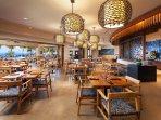 The Mauka Makai Restaurant.