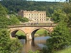 Chatsworth House nearby