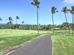 Relax in your own Hawaiian paradise when you book this 2-bedroom, 2-bathroom vacation rental condo located right on a...