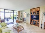 This homey condo boasts 1,000 square feet of tastefully-appointed living space.