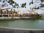 Local area is called Gulf Harbour this is the Marina Village
