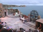 Minnack Theatre  ....   this is just a few miles away  -- well worth a visit