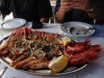 Enjoy the tastes of Andalusia in one of the nearby restaurants or chiringuitos.