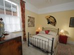 Ground floor double bedroom can be split into two singles if required with ensuite