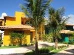 O residencial cores do Arraial deseja que o seus clientes  tenham nas férias o conforto de sua casa