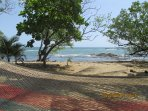 1 of many hammocks for relax-time on your beach in front of your cabin