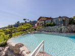 The breathtaken pool of Casa Cristina