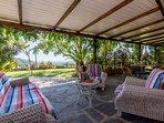Chill Veranda perfect for your Aperol