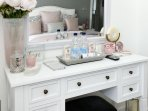 Master bedroom dressing table.