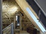 Escalier, second étage