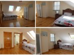 Upstairs Twin Bedded Spacious Room With Ensuite